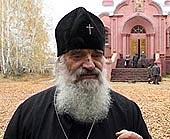 Патриаршее поздравление митрополиту Омскому Феодосию с 80-летием со дня рождения